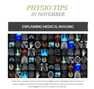 Explaining medical imaging